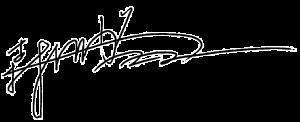 森田先生 サイン(背景透明)